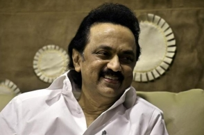 DMK announces candidate for RK Nagar bypoll