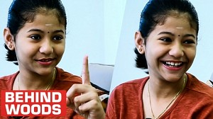 This Fourth standard kid is Directing a Short Film | Baby Sathanya | MY 41