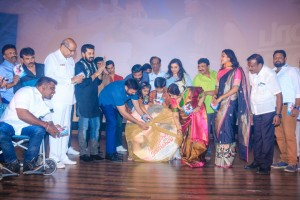 Bhaskar Oru Rascal Audio Launch