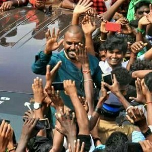 Raghava Lawrence Salem Fans Meet