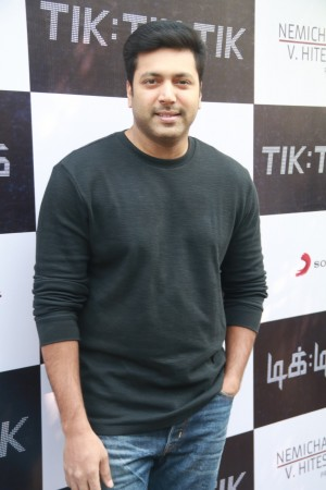 Tik Tik Tik Audio Launch