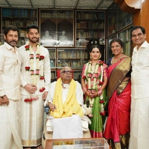 Vikram's Daughter Wedding