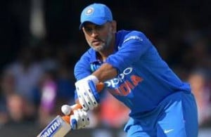 Records that MS Dhoni achieved during the 2nd ODI against England
