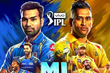 Mumbai Indians Vs Chennai Super Kings - 1st Innings Highlights
