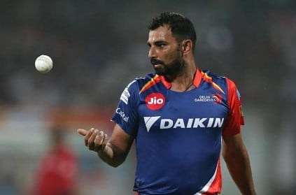 Kolkata police allows Shami to play for DD again