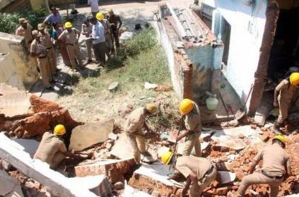 Two children playing near house killed in wall collapse in Chennai