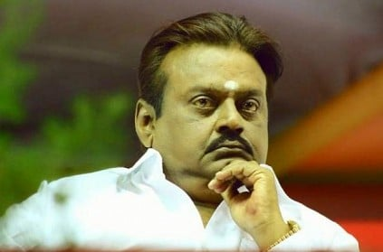 """I was not allowed by Stalin to see Karunanidhi,"" alleges Vijayakanth"