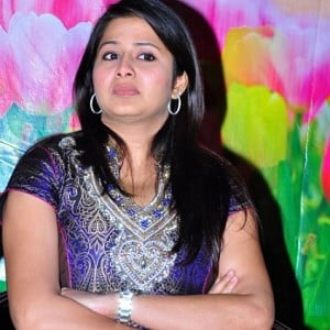 I myself have seen that film of mine only once: Sangeetha opens up