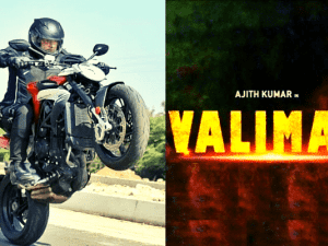 Valimai Update: This popular actor officially confirms reuniting with Thala Ajith - viral statement!