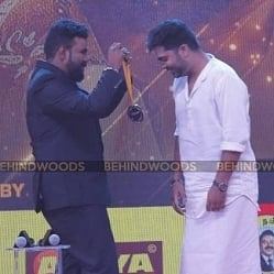 An award for STR by his fans