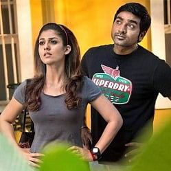 Teaser of Nayanthara's next with Vijay Sethupathi to release on...