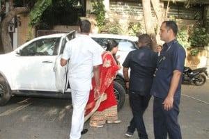 Actress Sonam Kapoor Mehendi Ceremony