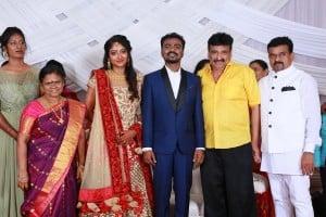 Director Rajkumar Periasamy wedding